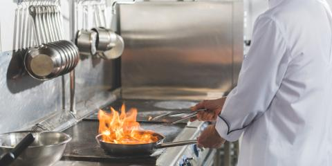 How to Prevent Kitchen Fires, Dothan, Alabama