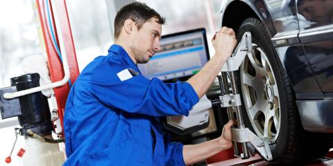 5 Benefits of Getting a Wheel Alignment, Russellville, Arkansas