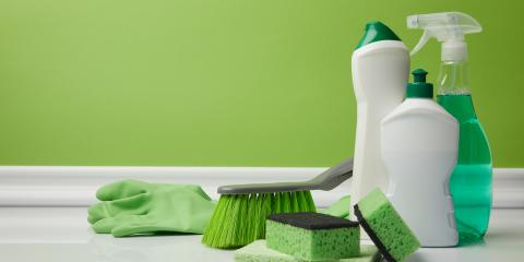 The Top 3 Advantages of Green Cleaning Products, Omaha, Nebraska