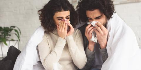 How to Avoid the Flu & Common Cold, Manhattan, New York