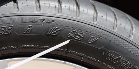 What Do Tire Speed Ratings Mean?, Lihue, Hawaii
