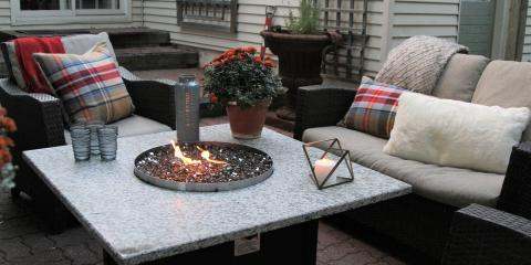 5 Tips for Safe Use of a Propane Fire Pit, Martindale, Texas