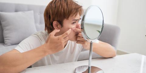 3 Causes of Adult Acne in Men, Manhattan, New York