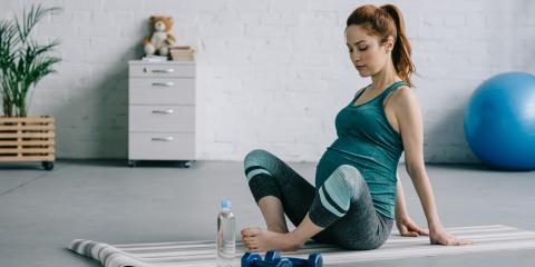 4 Pelvic Stretches for Pregnancy, Suffern, New York