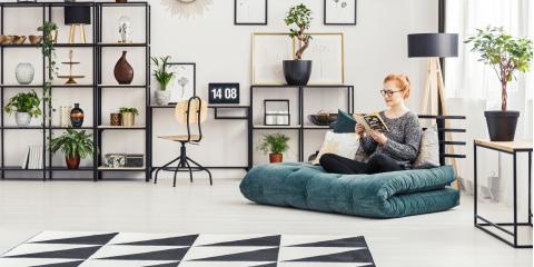 How Big Should an Area Rug for a Living Room Be?, Enterprise, Alabama