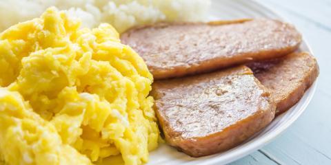 4 Popular Breakfast Meats in Hawaii, Kahului, Hawaii