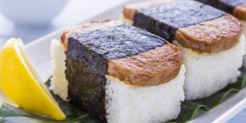 What Is Kaeshi & Why Does It Make the Best Musubi?, Honolulu, Hawaii