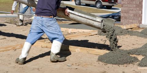 3 Reasons to Hire a Professional Concrete Contractor, Columbia, Missouri