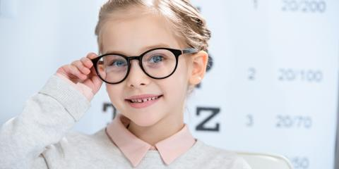 August Is Children's Eye Health & Safety Month, West Chester, Ohio