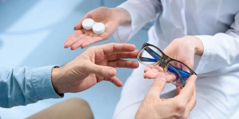 Contacts or Glasses: Which One Is Right for You?, Lexington-Fayette Northeast, Kentucky
