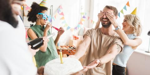 How to Plan a Surprise Party, Berkeley, California