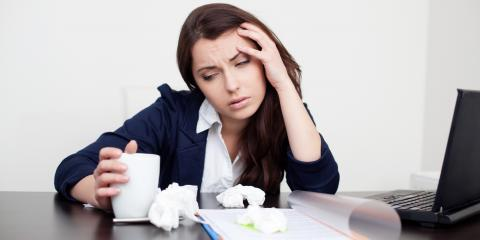 How Can You Prevent the Flu at the Office?, Honolulu, Hawaii