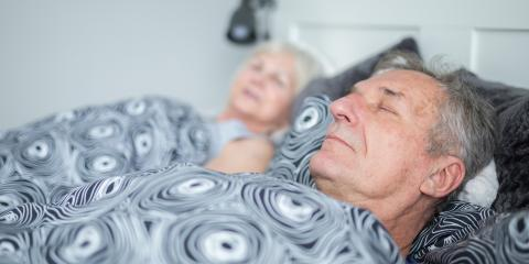 How Seniors Can Improve Their Sleep & Why It's So Important, Mason, Ohio