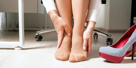 What Causes Heel Spurs?, Green, Ohio