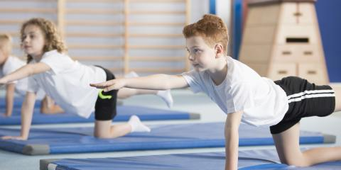 3 Reasons to Enroll Your Son in Boys' Gymnastics, Savage, Maryland
