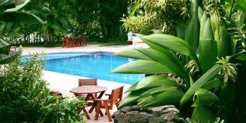 4 Natural Landscaping Ideas for Your Concrete Pool, South Kona, Hawaii