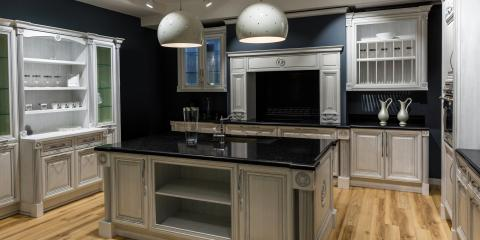 4 Tips for Using Dark Colors In Your Kitchen, Greenhills, Ohio