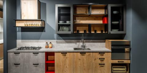 3 Stylish Ways to Get Dual-Toned Cabinets, Wentzville, Missouri