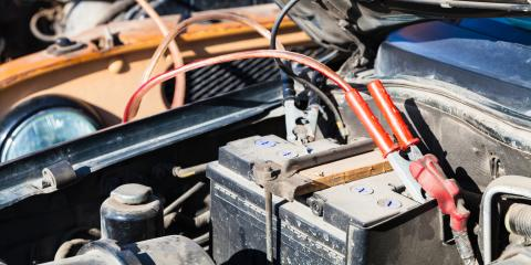 How to Identify a Dying Car Battery, Mountain Home, Arkansas