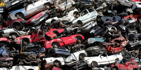 FAQs When Selling a Car to an Auto Salvage Yard, Philadelphia, Pennsylvania