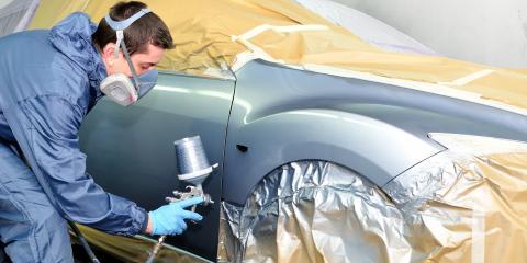 Need New Auto Paint? 4 Aspects to Consider, Springfield, Ohio