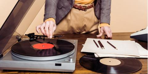 3 Benefits of Starting a Record Collection, Nashville-Davidson, Tennessee