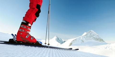 What's the Difference Between Men's & Women's Ski Boots?, Manhattan, New York