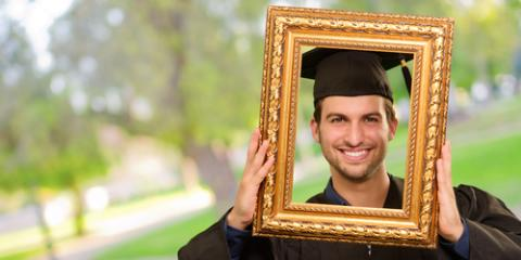 3 Benefits of Choosing Custom Picture Framing as a Graduation Gift, Martinsburg, West Virginia