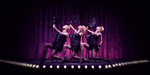 An Etiquette Guide for Burlesque Shows, St. Louis, Missouri