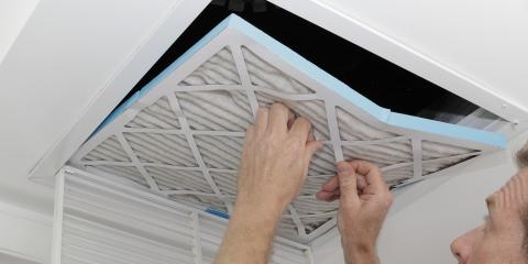 Why You Should Change Your HVAC Filters Regularly, Lake Havasu City, Arizona