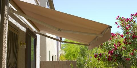 3 Need-to-Know Tips for Outdoor Awning Maintenance, Lexington-Fayette, Kentucky