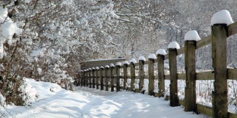 Fence Contractors Explain How to Prepare for Winter, Deep River, North Carolina