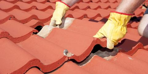 Top 5 Materials for a New Roof Installation, High Point, North Carolina