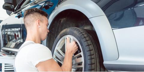 3 Ways to Tell if You Need New Tires, Chillicothe, Ohio