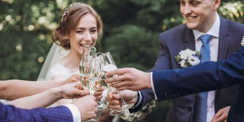 A Guide to Buying Alcohol When Planning a Wedding, Chillicothe, Ohio