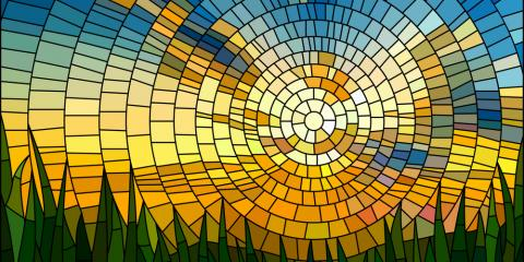 How Is Stained Glass Made?, Mount Healthy, Ohio