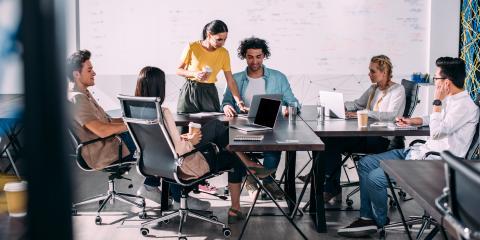 4 Business Development Tips to Improve Employee Happiness , Mebane, North Carolina
