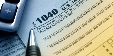 5 Helpful Tips for First-Time Tax Filers, Kittanning, Pennsylvania