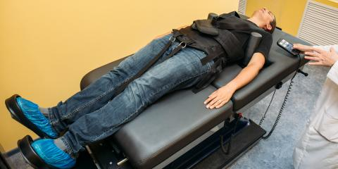 How Does Spinal Decompression Therapy Work?, Montvale, New Jersey