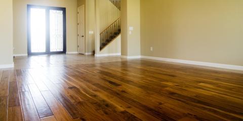 What Causes Hardwood Flooring Discoloration?, Lincoln, Nebraska