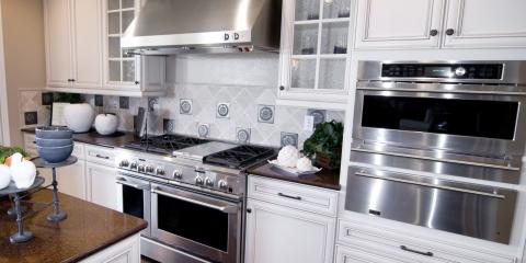 4 Reasons Why Stainless Appliances Are Superior, Central Jefferson, Kentucky
