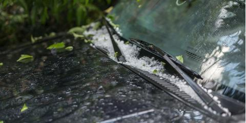 3 Safety Tips for Drivers on Weathering Hail Storms, Lubbock, Texas