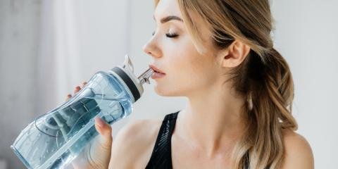 Hydration & Exercise: What You Need To Know, Ester, Alaska