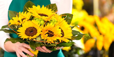 3 Bouquets Perfect for Fall Birthdays, Lewisburg, Pennsylvania