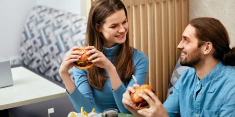 3 Unexpected Health Benefits of Eating Burgers, North Gates, New York
