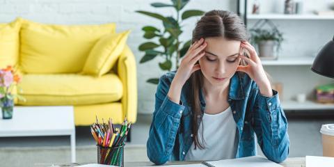 3 Ways to Handle Stress During School, Burnsville, Minnesota