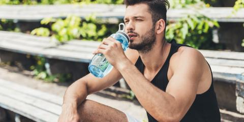 3 Ways Drinking Water Promotes Fitness, Medary, Wisconsin