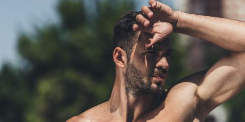 How Does Sweat Affect My Skin?, Manhattan, New York