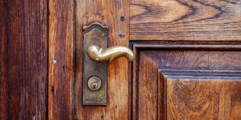 How to Choose Decorative Door Locks, Kenvil, New Jersey