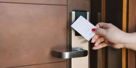 3 Benefits of a Card Access Control System, Cincinnati, Ohio